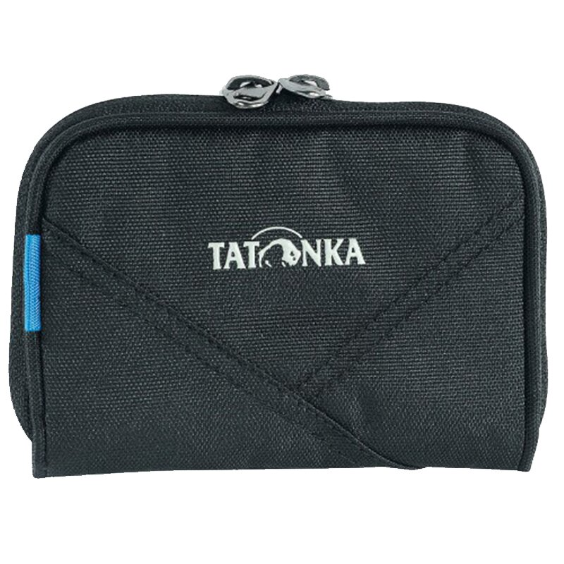Кошелек Tatonka Big Plain Wallet (12,5х8,5х2см), черный 2983.040
